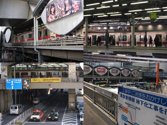 東横線渋谷駅02