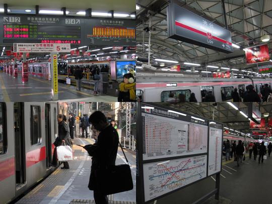 東横線渋谷駅05
