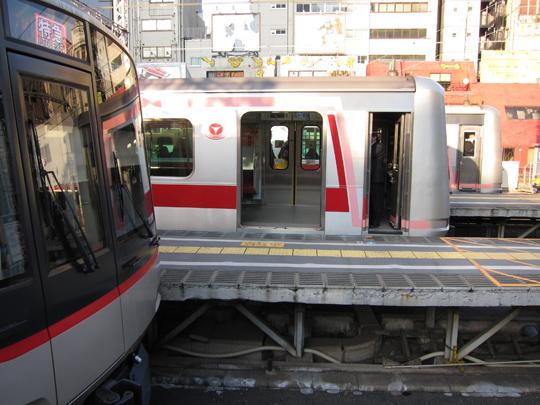 東横線渋谷駅06