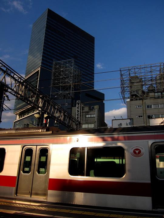 東横線渋谷駅08