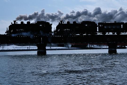 2012 SL湿原号重連運転