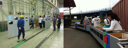 釧路車両所公開2012 3