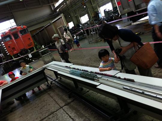 釧路車両所公開2012 4