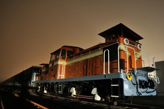 霧の運炭列車 2