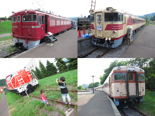 小樽鉄道博物館2