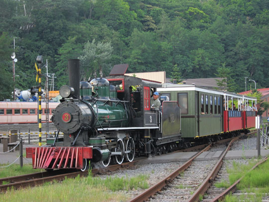 小樽鉄道博物館3