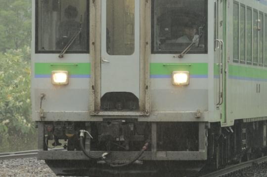 函館本線キハ150