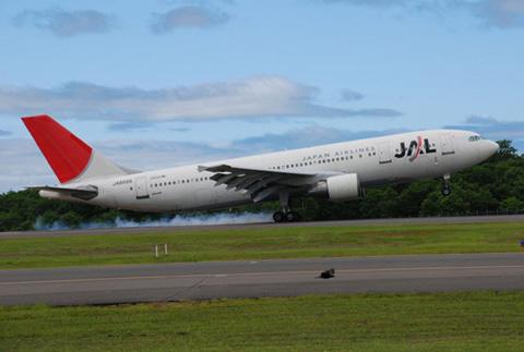 JAL A300 600R