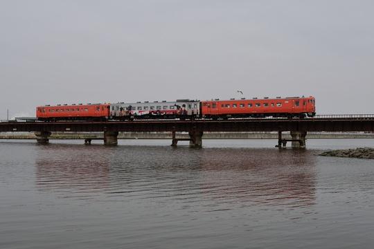 あっけし桜牡蠣まつり号(釧路川)