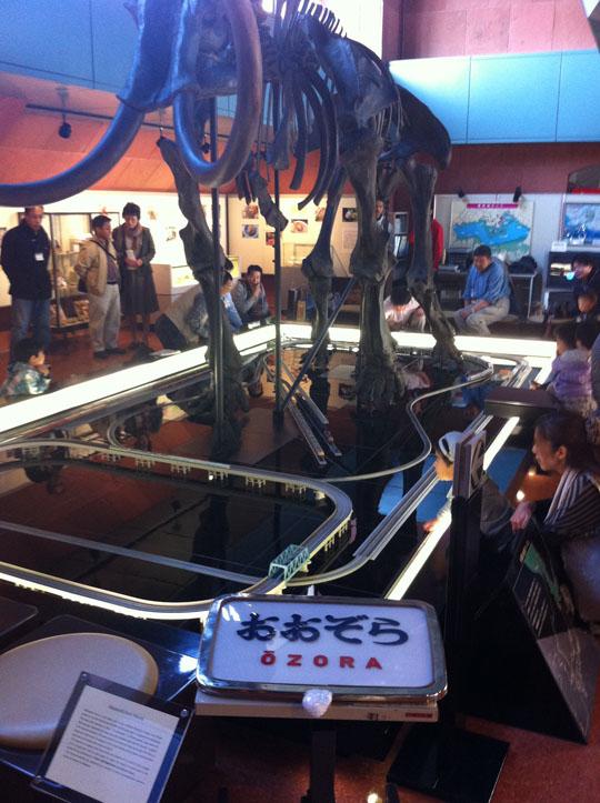 2012釧路博物館模型運転会1