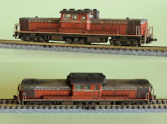 KATO DD51 2