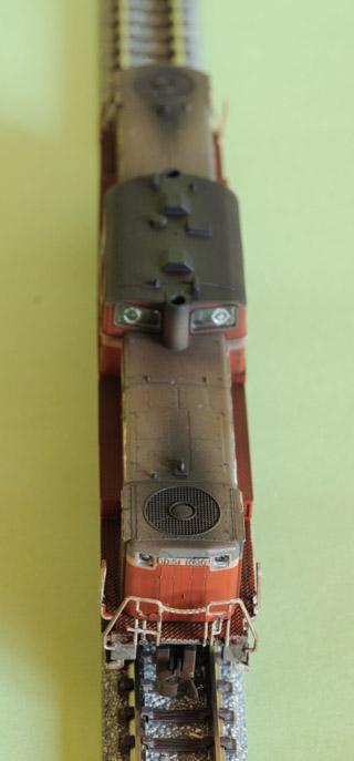 KATO DD51 3