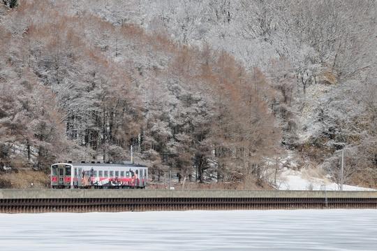 ルパン列車05 厚岸-糸魚沢