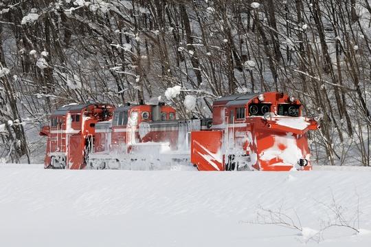 雪372レ 天塩中川-佐久