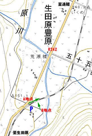 生野 地図