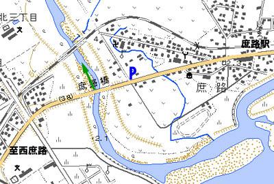 庶路川 地図